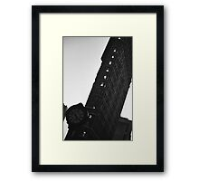 5th Avenue Framed Print