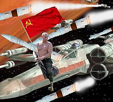 Putin In Space by High