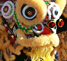 Lion Dance by Ross Jardine