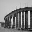 Confederation Bridge by Sandy  McClearn