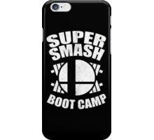 Super Smash Boot Camp iPhone Case/Skin