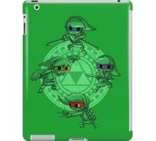 Ninja Waker iPad Case/Skin