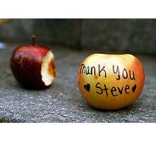 Steve Jobs  I  Photographic Print