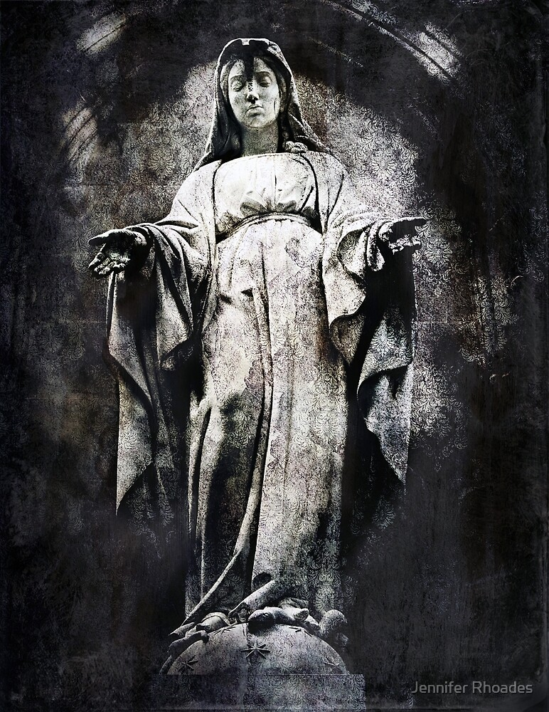 And Always You Stay, Mary by Jennifer Rhoades