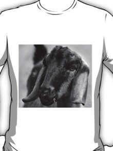 Young Goat BW T-Shirt