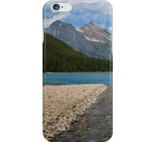 Glacier National Park iPhone Case/Skin
