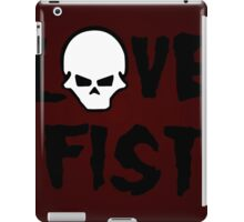 Love Fist iPad Case/Skin