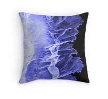 Magic of Jack Frost Throw Pillow