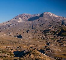 Mt St Helens Caldera by cameraperson