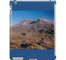 Mt St Helens Caldera iPad Case/Skin