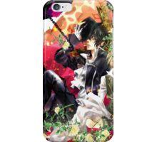 Pandora hearts iPhone Case/Skin