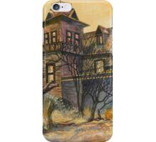 Haunted House 2 iPhone Case/Skin
