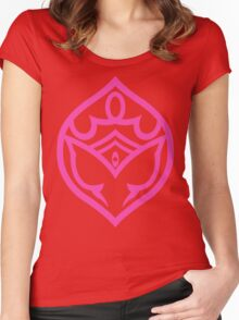 Peach Soda Women's Fitted Scoop T-Shirt