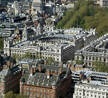 Look over London - Westminster by fuxart