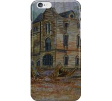 Haunted House 3 iPhone Case/Skin