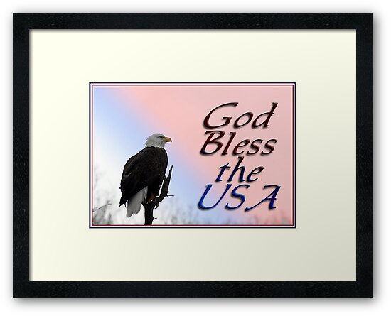 God Bless the USA by Ryan Houston