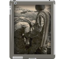 Preparation for Battle iPad Case/Skin