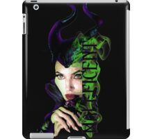 maleficent iPad Case/Skin