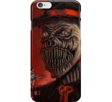 Mr. Voodoo (Papa Midnight) iPhone Case/Skin