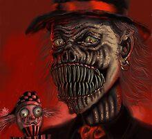Mr. Voodoo (Papa Midnight) by Nick-Rose