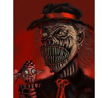 Mr. Voodoo (Papa Midnight) Photographic Print
