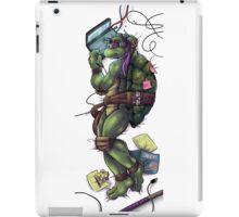 Life of a Teenage Turtle - Donnie iPad Case/Skin