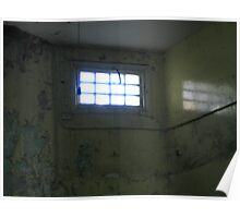 Rozelle Bay Asylum that was - windows that speak Poster