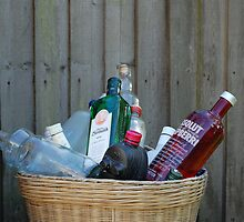 Booze Basket by SusannahFry