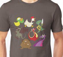 munchkin monsters Unisex T-Shirt