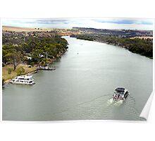 Big Bend - River Murray - South Australia Poster