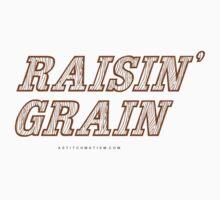 Floor Sander - Raisin' Grain by astitchmatism