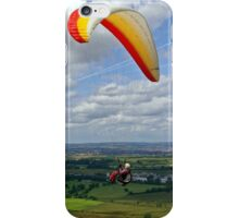 Flying Solo A iPhone Case/Skin