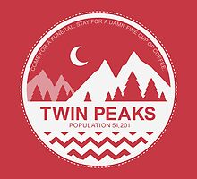 Twin Peaks by blackdesign