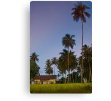 Unawatuna - Sri Lanka Canvas Print