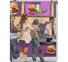 Brainburgers iPad Case/Skin