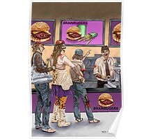 Brainburgers Poster