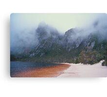 Lake Rhona Canvas Print