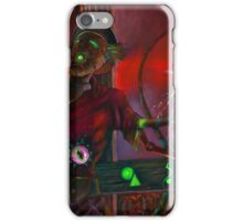 Hellcrow 2 iPhone Case/Skin