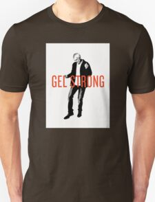 Gel Strong - Black Unisex T-Shirt
