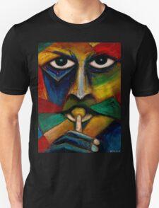Miles Davis (abstract)  T-Shirt