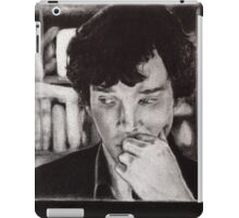 Christmas at 221b iPad Case/Skin