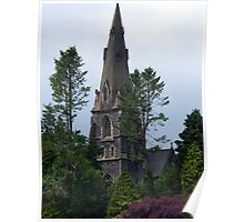 St Mary's Church, Ambleside Poster