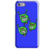 Martian i Phone-ness! iPhone Case/Skin