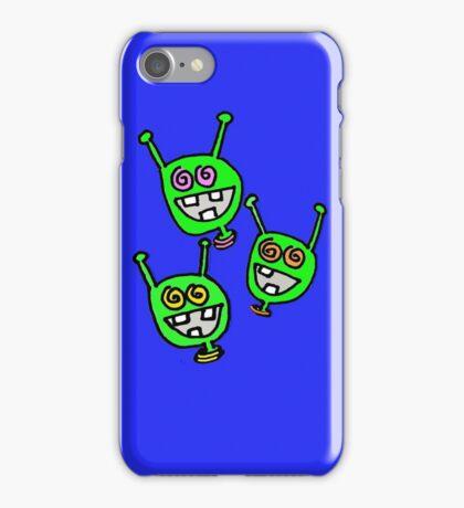 Martian i Phone-ness! iPhone Case/Skin