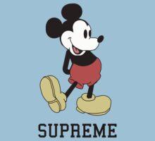Classic Supreme Mickey Mouse by Preme & Crème