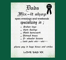 Dads fix-it shop by nannakim