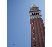 St. Mark's Campanile Photographic Print