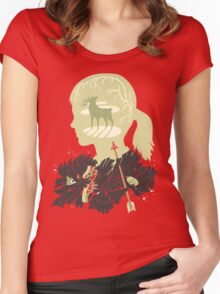 The Last of Us: Ellie Women's Fitted Scoop T-Shirt