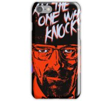 Breaking Bad - The One Who Knocks iPhone Case/Skin