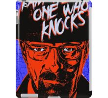 Breaking Bad - The One Who Knocks iPad Case/Skin